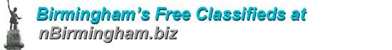Free Birmingham Classifieds